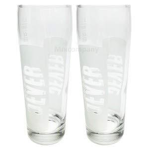 Jever Bierglas Bierpokal Glas Gläser Set - 2X Pilsbecher 0,3l geeicht selten Bar Bier