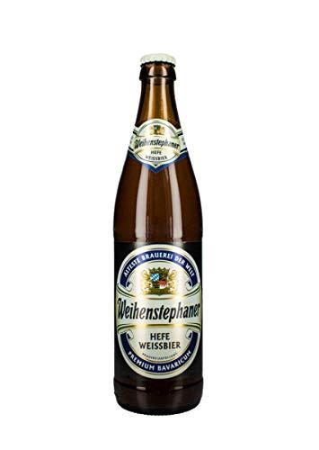 Weihenstephaner Hefeweissbier (0,5 l; 5,4 % vol.)