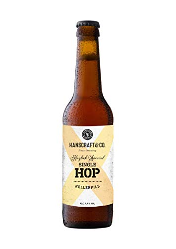 Hanscraft & Co. Single Hop Kellerpils 0.33 l