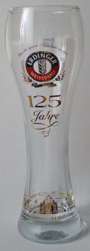 Bierglas / Tulpe - Erdinger Weissbräu - Weissbierglas 0,5 Liter