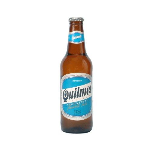 Quilmes Cerveza Pilsener Argentinien Bier 6 Flaschen