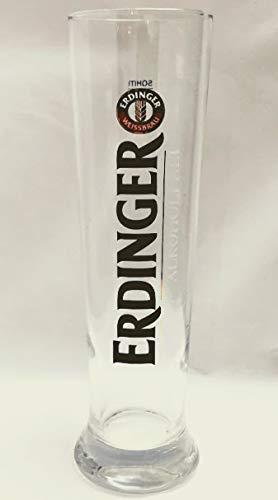Erdinger 0,5l Glas/Alkoholfrei/Gläser/Bierglas/Bier/Weissbräu/Editionsglas/Sammlerglas/Bar/Gastro