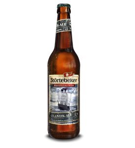 10 Flaschen Störtebeker Atlantik Ale a 0,5L Brauspezialitäten 5,1% Vol.inc. 0.80€ MEHRWEG Pfand