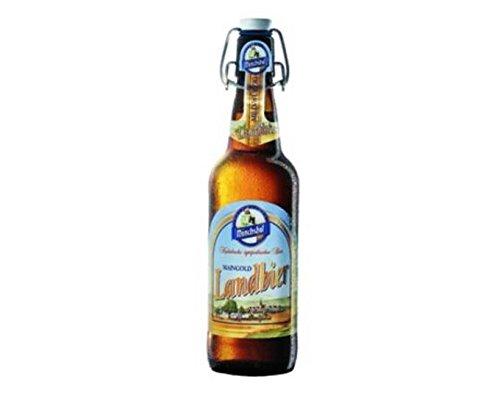 20 Flaschen Mönchshof Kulmbacher Landbier Bügel a 0,5L 5,4% Vol inc. 3.00€ MEHRWEG Pfand