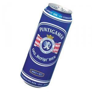 Puntigamer Bier - Dose 0,5 l - 0,5 l