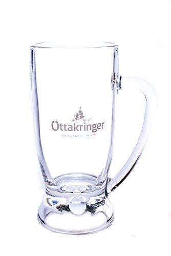 Ottakringer Bier Krüge 0.5 Liter, 6er Set