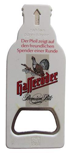 Hasseröder Brauerei - Flaschenöffner - Motiv 1