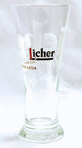 Licher 0,3l Glas/Premium/Bierglas/Biergläser/Gläser/Bier/Gastro/Bar/Sammler/Sammel / 5er Set