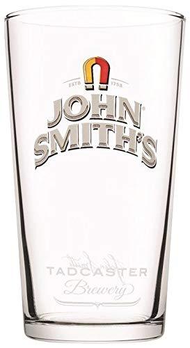 John Smith Motif verre de bière