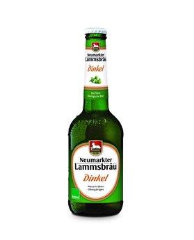 Neumarkter Lammsbräu Bio Lammsbräu Dinkel 330 ml