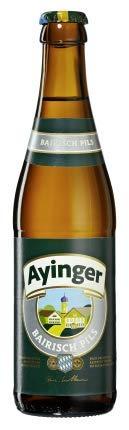 Ayinger Bairisch Pils 18 Flaschen x0,33l