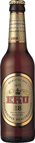 6 x Kulmbacher - EKU 28 - 0,33 Liter, inkl. Pfand Go-beer.com