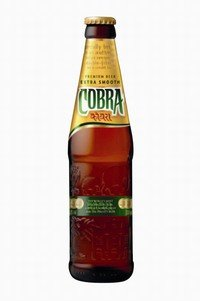 Cobra Bier - 330ml - Indien - 5% vol. - mit Pfand
