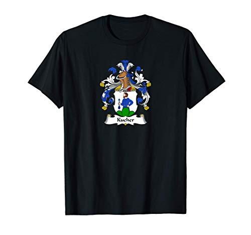 Kucher Wappen - Familienwappen T-Shirt
