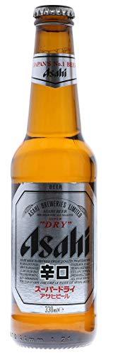 Asahi Super Dry Bier 24 Flaschen (24 x 0.33 l)