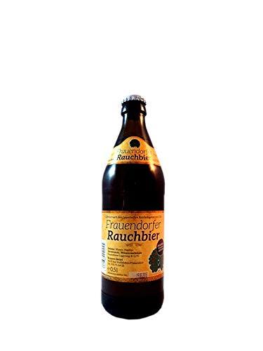 6x Frauendorfer Rauchbier Brauerei Hetzel (6 Flaschen a 0,5l) fränkisches Bier