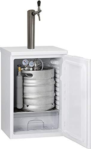 Zapfanlage Bierbar für max 30l Fässer mit Schanksäule, Uhr, Co², Keg usw.