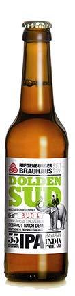 Riedenburger Dolden Sud 18 Flaschen x0,33l