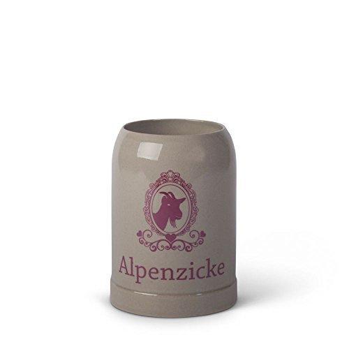 Bierkrug'Alpenzicke'