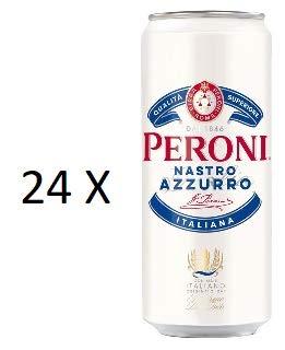 24 Dosen Peroni Nastro Azzurro a 0,33L Beer Bier Orginal inc. 6,00€ EINWEG Pfand