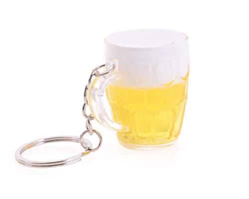 Familienkalender Bierglas Schlüsselanhänger Bier Pils Anhänger mit Schaumkrone | Bier | Pils |...