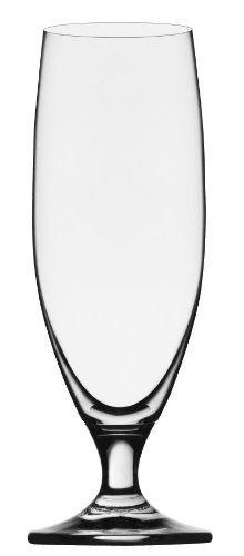 Stölzle Lausitz 0,3 l Biertulpe der Serie Imperial, 375 ml, 6er Set, formschöne Biergläser,...