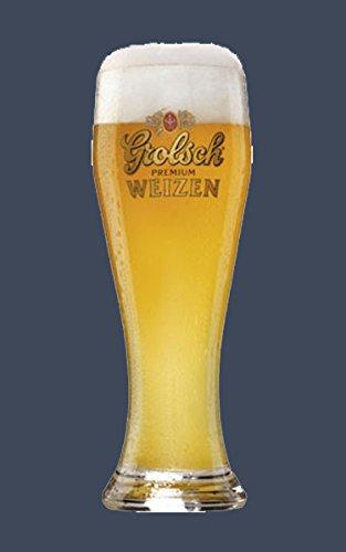 Grolsch Weizen Weizen Bier Pint Glas (Pint zu Linie CE)