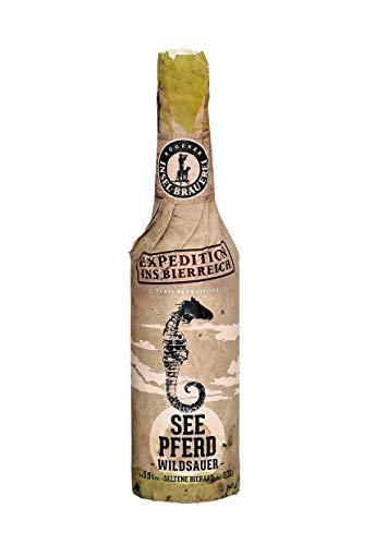 Rügener Insel-Brauerei - Seepferd Craftbier 5,5% - 0,33l inkl. Pfand