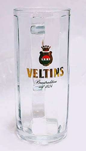 Veltins 0,5l Glas/Bierkrug/Bierseidel/Bierkrüge/Biergläser/Bier/Gastro/Bar/Sammler/Sammel / 6er...