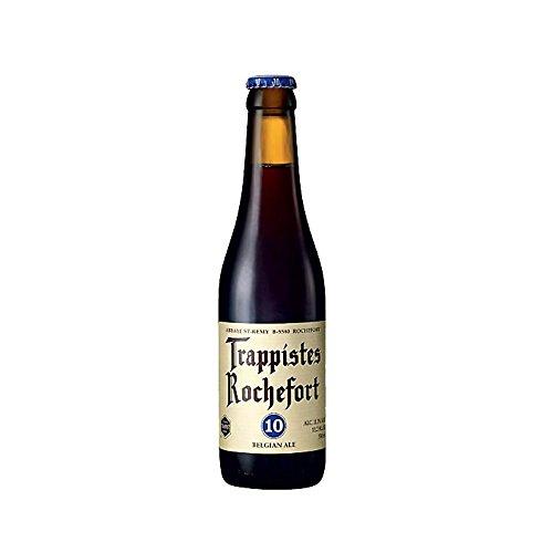 8 Flaschen Trappistes Nr 10 Rochefort 11,3% Vol. Belgisches Bier inc. Pfand