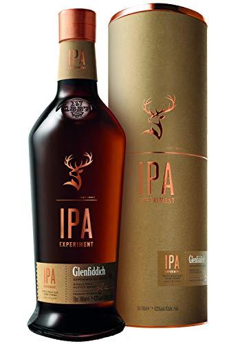 Glenfiddich IPA Experiment Single Malt Scotch Whisky – limitierte Premium-Auflage in Indian Pale...