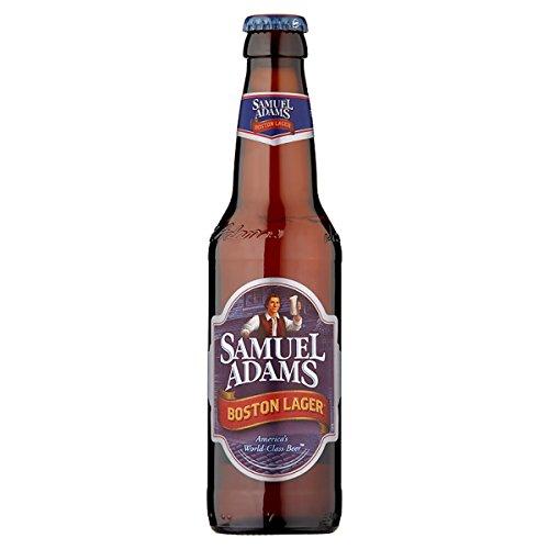 Samuel Adams Boston Lager 330ml (Packung mit 12 x 330 ml)