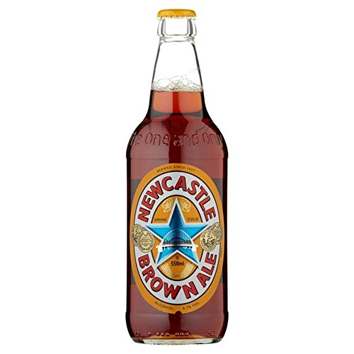 Newcastle Brown 550ml - (Packung mit 6)