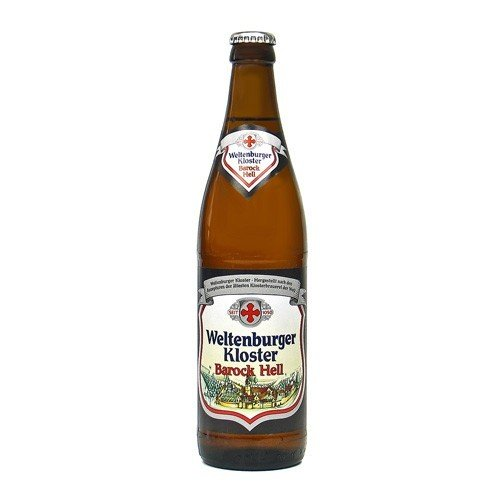 Weltenburger Kloster Barock Hell (0,5 l / 5,6% vol.)