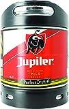 6l Perfect Draft Fass inkl. 5 Euro Pfand (Jupiler 6l PerfectDraft Fass)