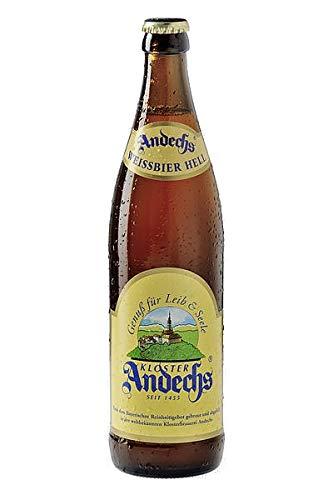 Andechser Weißbier Hell 30 Flaschen x0,5l