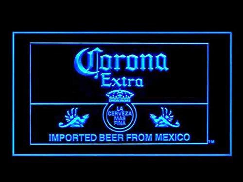 Fatianst Corona Mexiko Extra Bier Bar LED-Licht Schild