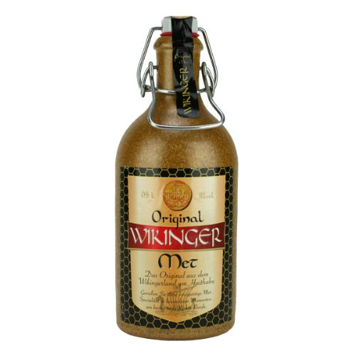 Behn Original Wikinger Met im Tonkrug 0,50l