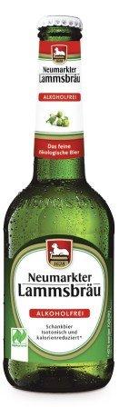 Neumarkter Lammsbräu Bio Lammsbräu Alkoholfrei 330 ml