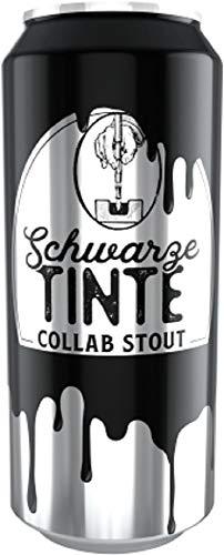 Deutsche Bierspezialitäten in der Dose (24 x 0,5l Schwarze Tinte)