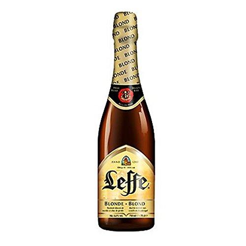 Leffe Blond 6,6% 0,75 ltr. Belgisches Bier