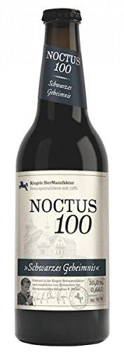 Riegele Noctus 100 - Bierspezialität aus Augsburg