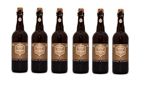 Bier Chimay Blonde Doree Abbaye De Scourmont [ 6 flaschen x 750ml ]