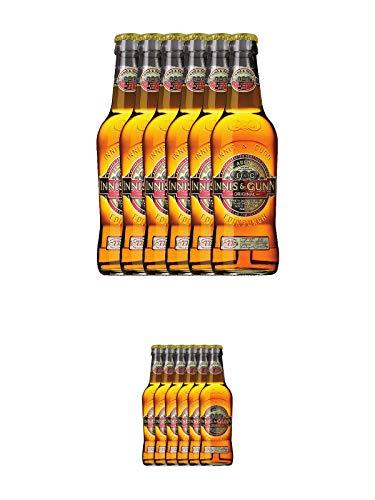 Innis & Gunn Original Bier 6 x 0,33 Liter + Innis & Gunn Original Bier 6 x 0,33 Liter
