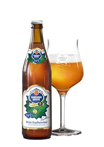 Hopfenweisse Tap 5 von Schneider (Weissbier) aus Bayern - 8,2% / 0.5 Liter