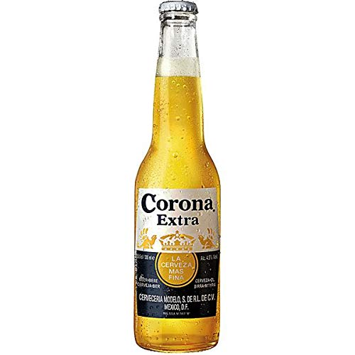 24 Flaschen Corona extra Mexico 0,33L Beer Bier Orginal inc. 1.96€ MEHRWEG Pfand