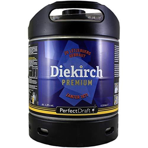 Diekirch Premium Pils 6 Liter für Perfect Draft