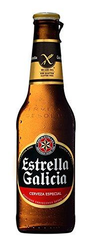 Cerveza Estrella Galicia Sin Gluten-GlutenFree (24x33CL)