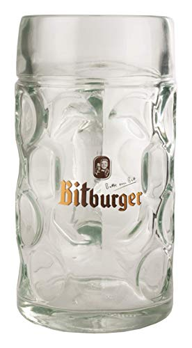 Bitburger Maßkrug 1L