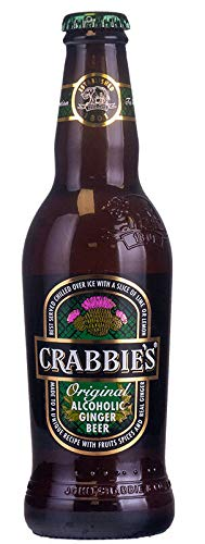 Crabbies Original Ginger-Beer 4% 0,33L
